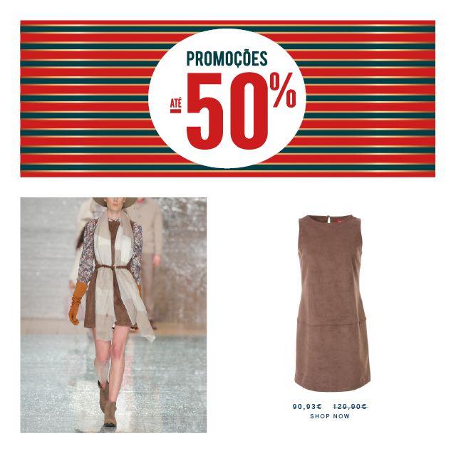 Promoções até -50% @ Woman, Man & Kids Collections  Dresses to Impress: porque cada momento é uma oportunidade única para vestir elegância e distinção. Shop Online www.lionofporches.com