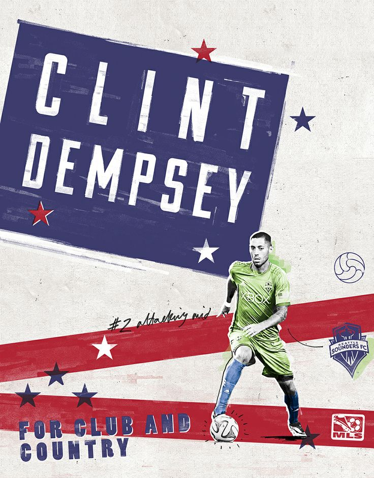 MLS World Cup Heroes Poster 04