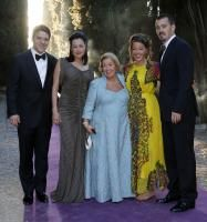 Prinses Christina en haar kinderen