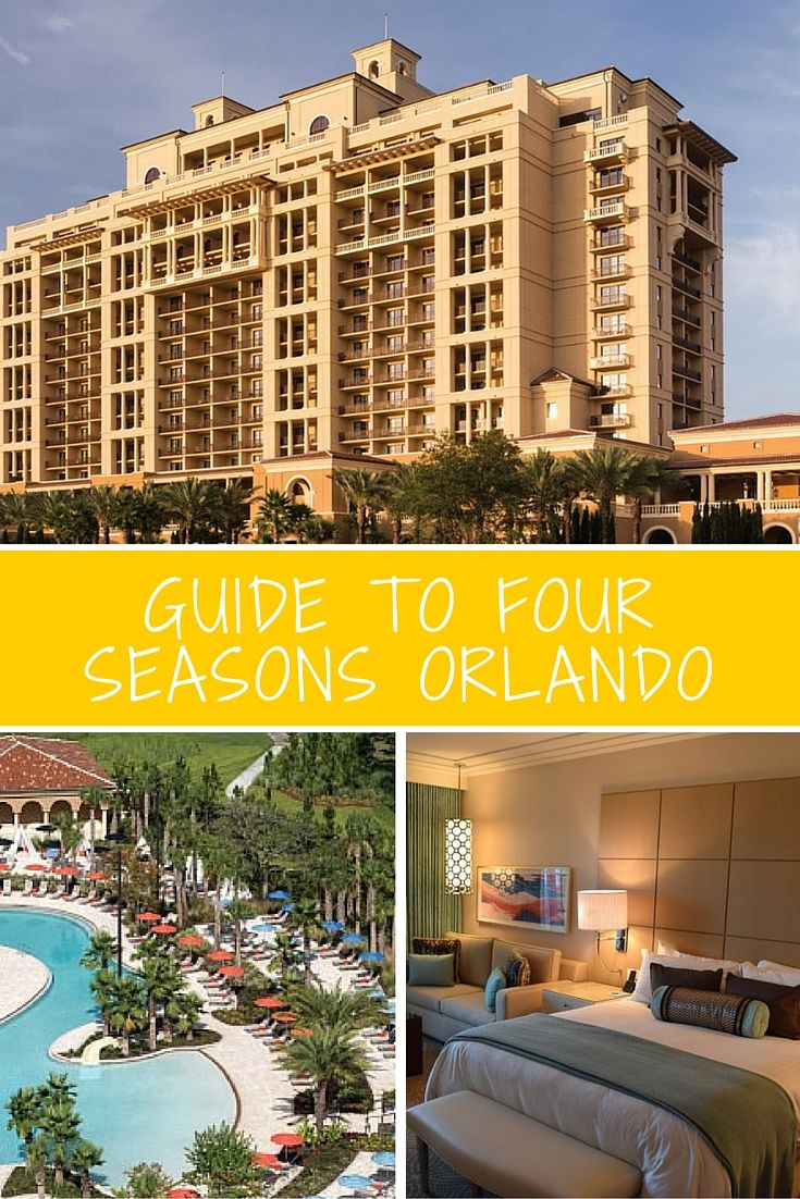 Luxury Resort Orlando   Four Seasons at Walt Disney World
