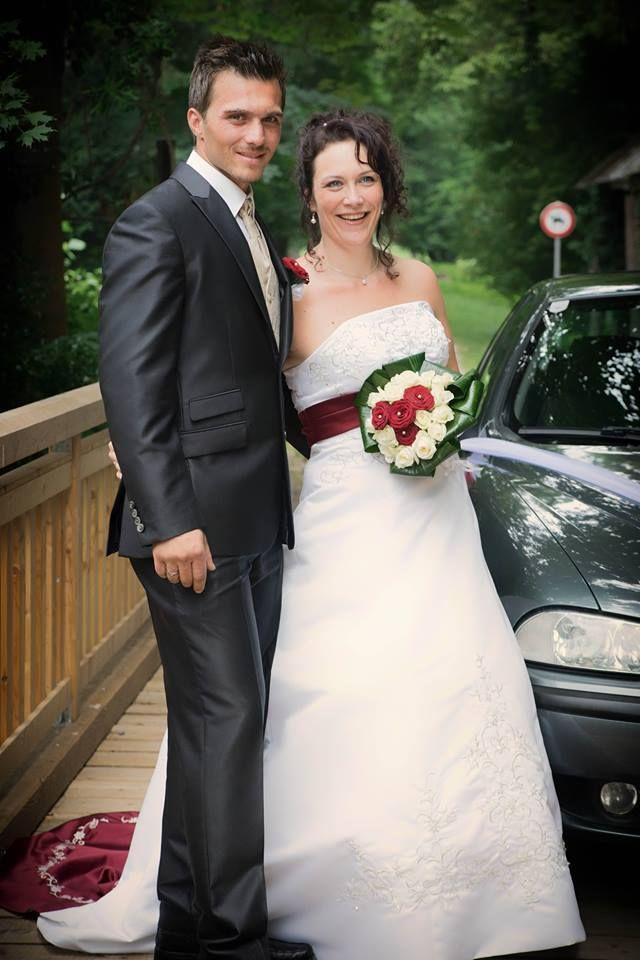 50+ best Hochzeit in rot & weiß images by Schmetterling-Brautkleid ...