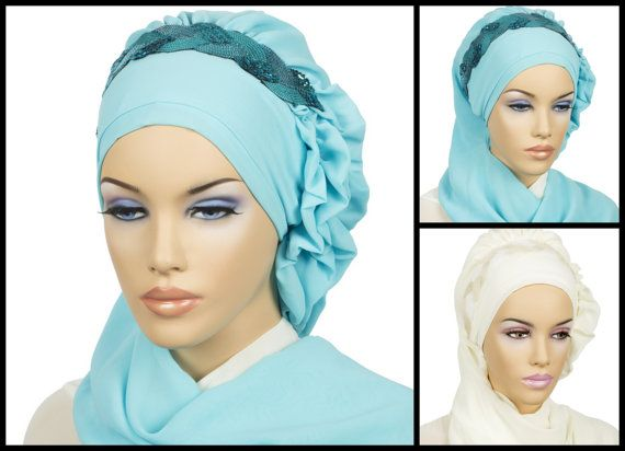 Ready To Wear Hijab Code HT0124 muslim women by HAZIRTURBAN hijab, muslim ,women,scarf,wrapper,kerchief,babushka