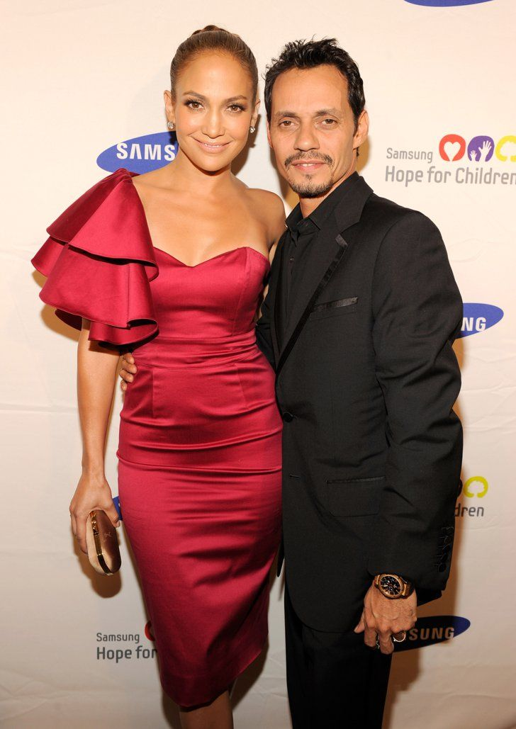 Pin for Later: The Most Shocking Celebrity Breakups Ever Jennifer Lopez and Marc Anthony