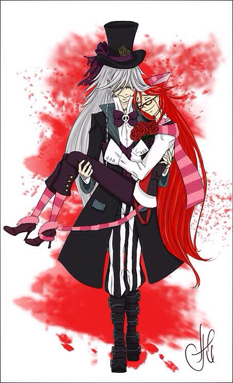 173 best images about black butler -undertaker and grell ...  173 best images...