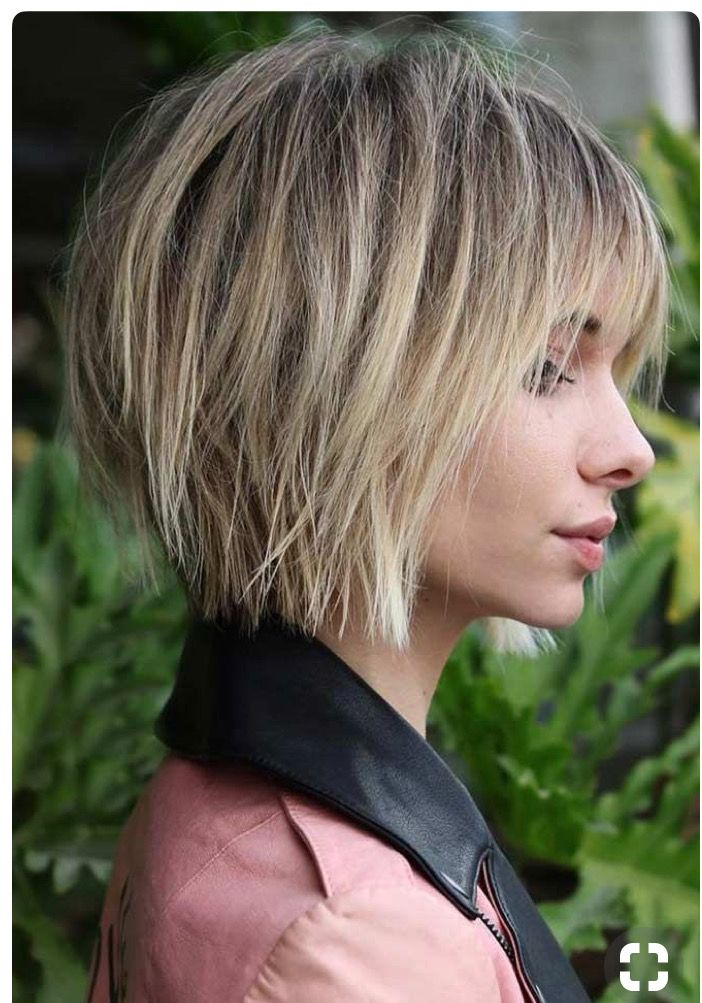 Short Choppy Hairstyles For Round Faces : short, choppy, hairstyles, round, faces, Birgitta, Martinussen, Cheveux, Courts, Short, Styles, Round, Faces,, Styles,, Messy, Hairstyles
