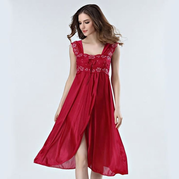 Sultry Women In Charming Dresses 1