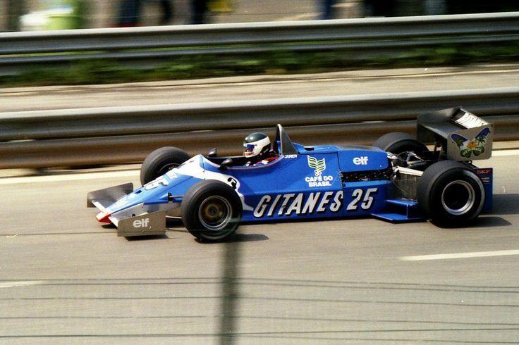 Jean-Pierre Jarier (Belgium 1983) by ~F1-history on deviantART