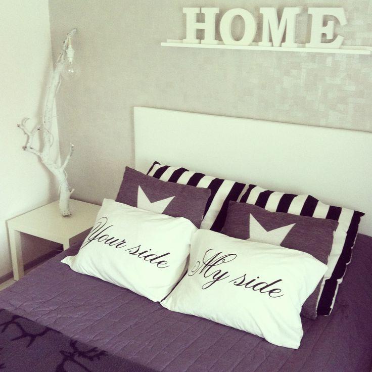 Bedroom, loving it <3