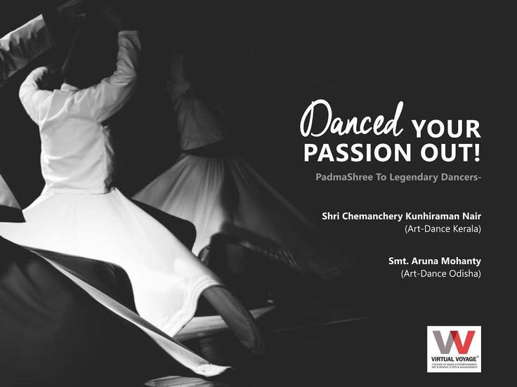 We bow to you & your Passion! This Republic Day Virtual Voyage Family Celebrates Your PASSION for DANCE!