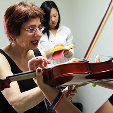 Read our blog and learn about Mimi Zweig's influences and accomplishments and how she was able to develop a method that works for violin students.