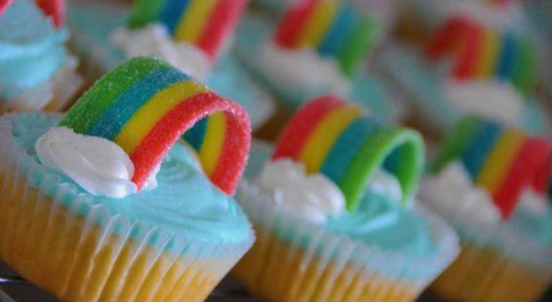 Rainbow Food Recipes - St. Patrick's Day Recipes