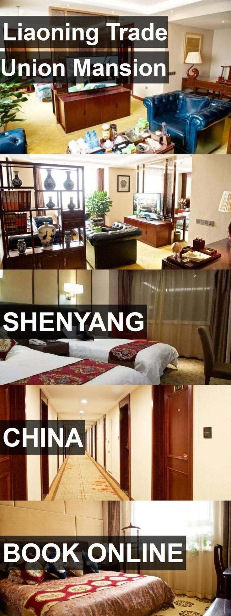 Hotel Liaoning Trade Union Mansion in Shenyang, China. For more information, photos, reviews and best prices please follow the link. #China #Shenyang #LiaoningTradeUnionMansion #hotel #travel #vacation