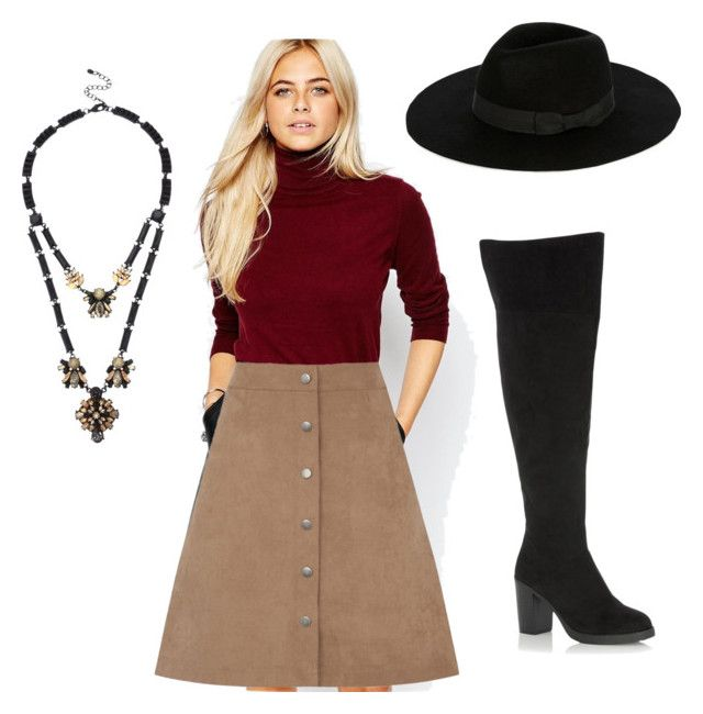 """""""70's winter warmer"""" by prveenkat on Polyvore featuring Oasis"""