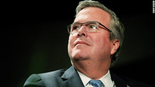 """Ever since """"Bridge-gate"""" threatened to derail the once """"inevitable"""" nomination of New Jersey Gov. Chris Christie as the Republican presidential candidate for 2016, Jeb Bush has been hinting that he might jump into the fray."""