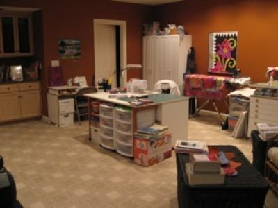 Tour some of our customer's sewing studios.
