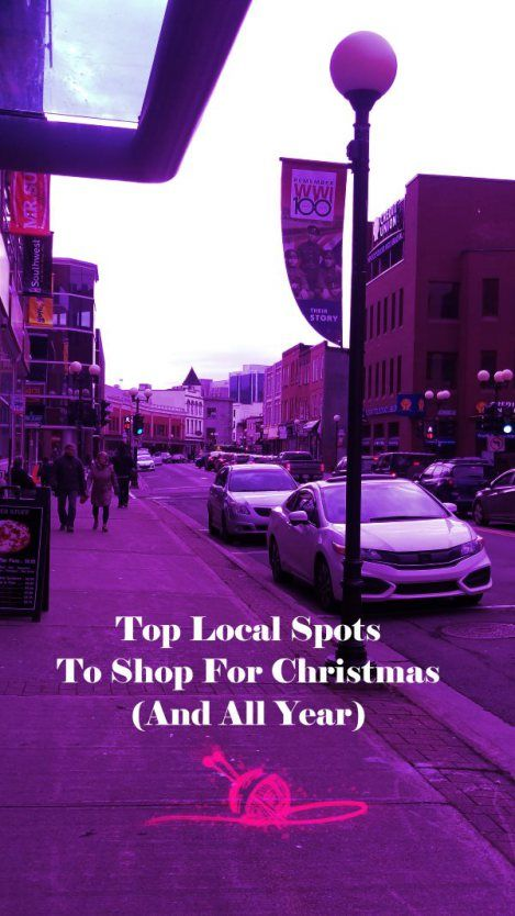 How To Shop Local In St. John's #Newfoundland #shoplocal #travel #TravelBlog