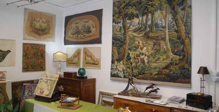 """Esposizione dei """"Cartons de Tapisserie"""" di Aubusson, in esclusiva a Padova dal 19 al 26 Ottobre."""