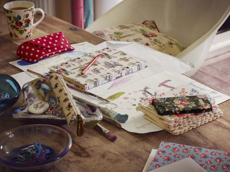 Stunning Stationery | Cath Kidston AW15 |