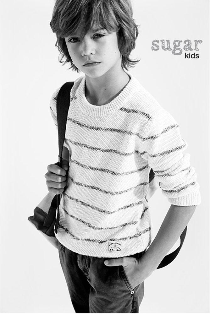 Noahn de Sugar Kids para Massimo Dutti