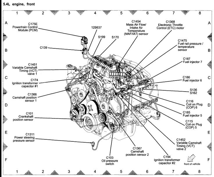 2006 F-150: under warranty..DTC codes PO356, 357, 358