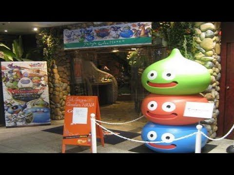 ドラクエ カフェがオープン!ドラクエ カフェ六本木・ドラクエ カフェ渋谷!