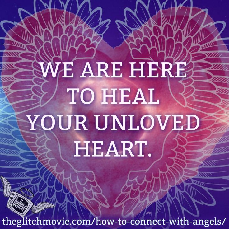 If you feel unloved... you can heal - let us help you!  HOW TO CONNECT WITH ANGELS is an ever-expanding collection of inspirational interviews and meditations with powerful Angel channels, authors, healers and psychics. We invite you to click on this heart and select a few to uplift your spirit!