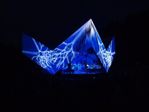Nature Concert Hall par Didzis Jaunzems Architecture - Journal du Design