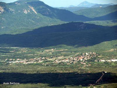TERRAS NORDESTINAS: Serra de Santana, Região #seridó do RN.