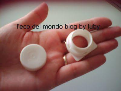 l'eco del mondo: RICICLO TAPPI di PLASTICA DEL TETRAPACK e post dedicato a me da....