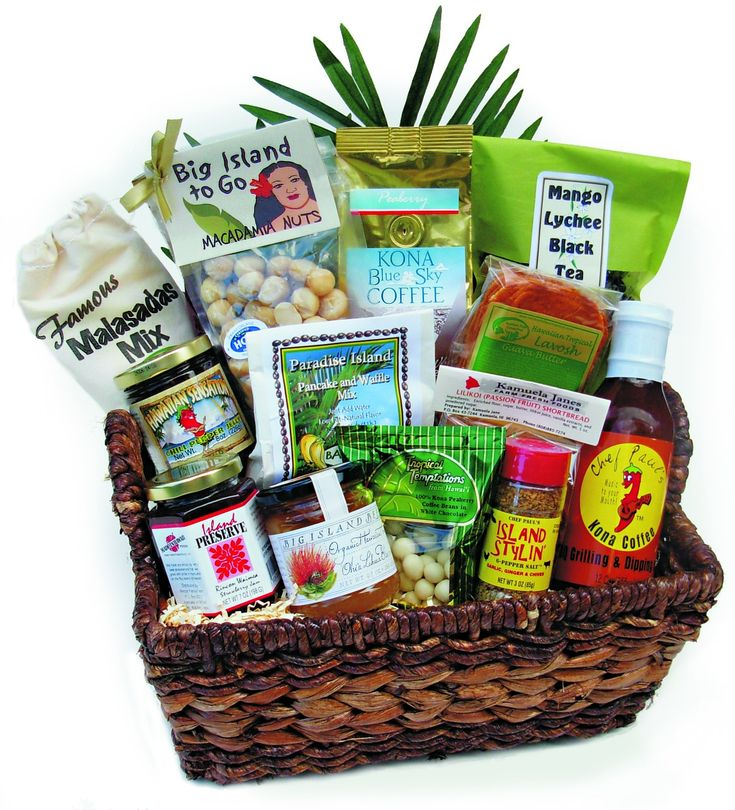 9 best Hawaiian Spa Gift Baskets and Bags images on Pinterest ...