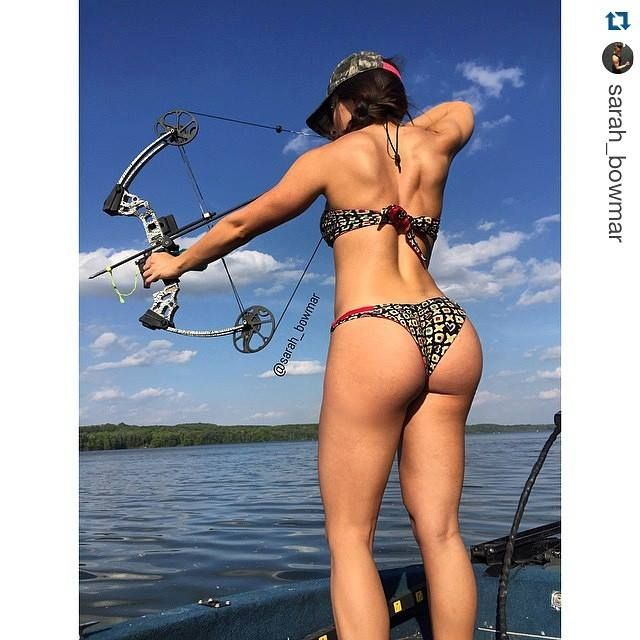 Picture perfect women hunting and fishing pinterest for Fish for girls