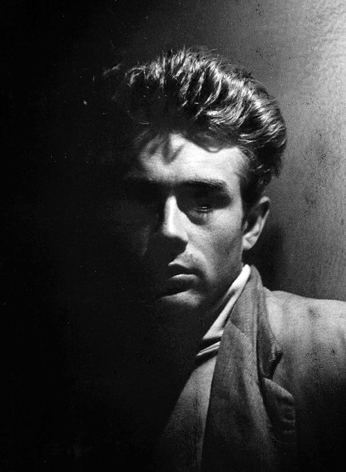 I don't exactly know how to explain it, but I have a hunch there are some things in life we just can't avoid. They'll happen to us, probably because we're built that way - we simply attract our own fate, make our own destiny. - James Dean (photograph by Roy Schatt)