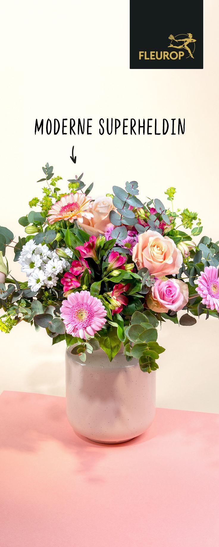 Blumen Zum Muttertag Strauß