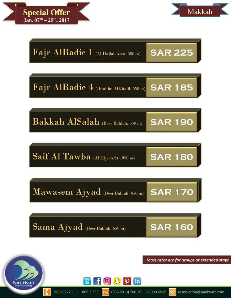 Best Makkah Hotels Offers Ever – Period: January 07 – 25, 2017 Form #Pan_Hyattt #Makkah #Hotels #Month #January #2017 #Offers #Rates #Discounted #Multiple #Categories  #Dar #AlTawhid #Raffles #Swissôtel #Fairmont #Regency #Marriott #ZamZam #Mövenpick #AlMarwa #Rayhaan #Conrad #Towers #Meridian #Elaf #Ajyad #Anjum #Kaaba #Haram #Safa #Bookings #Reservations #Rooms #UMRA #OMRA #Visit #AlBayt