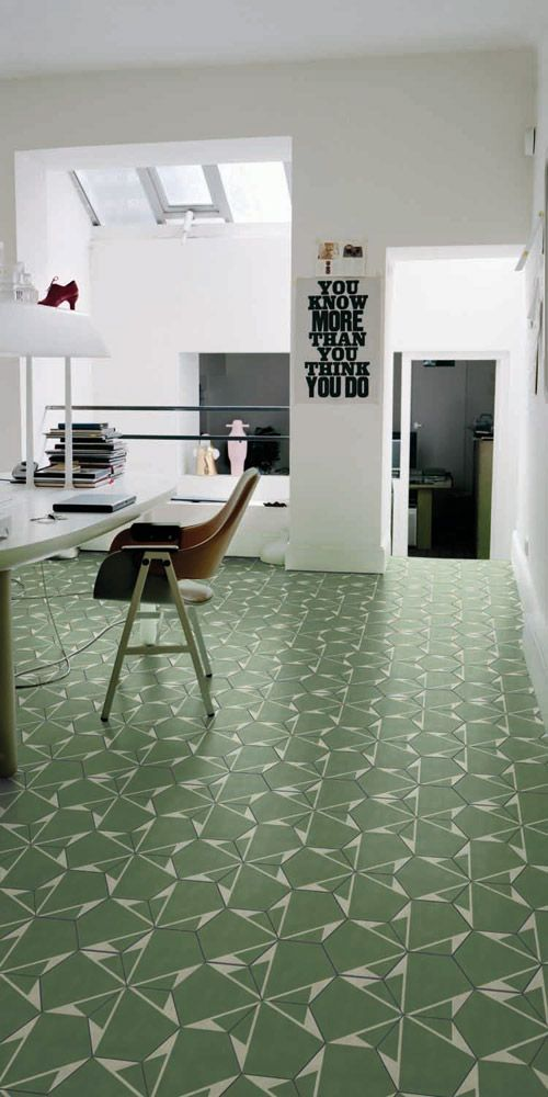 Collezione Hayon Bisazza Contemporary Cement Tiles