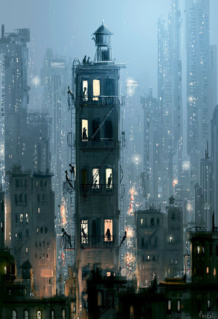 To everybody else, it's the same old story. To them, it's THEIR story. #pascalcampion