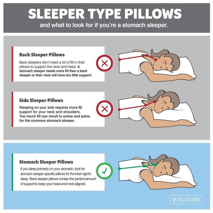 Stomach Sleeper Down Pillow Extra Soft Stomach Sleeper Chest Muscles How To Fall Asleep