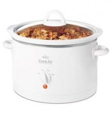 6qt Round Slow Cooker