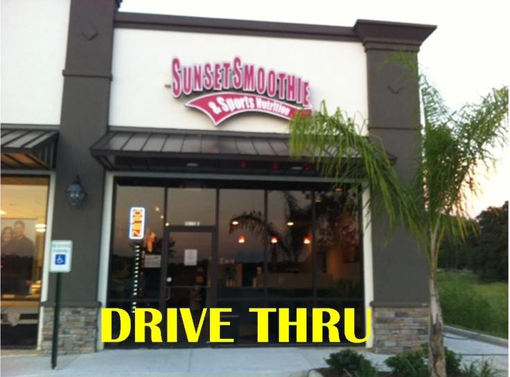 Best smoothie shop around!