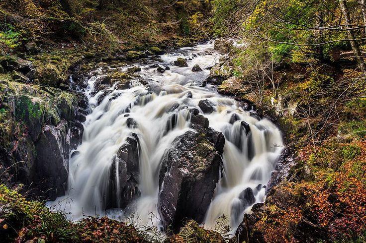 The Hermitage - Dunkeld Scotland (OC) #arya #love #instagood #photooftheday #beautiful #happy #cute #picoftheday