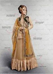 Designer Palazzo Salwar Suit By Vikram Phadnis Exclusive In Fabiona Fashion