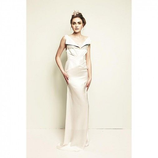 s/s 2013 - Dámské svatební šaty