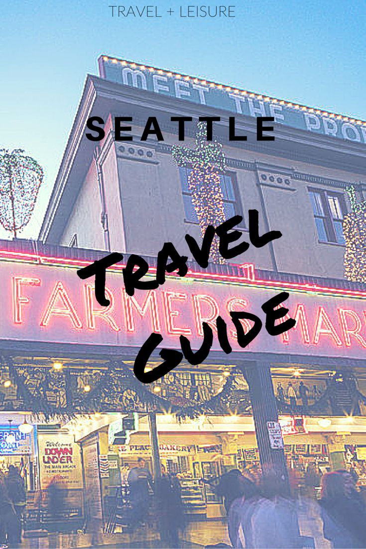 From its retro Space Needle to the booming tech scene, Seattle has always been looking toward the future—but always with the backdrop of the lush Pacific Northwest. Read on for restaurant and hotel recommendation