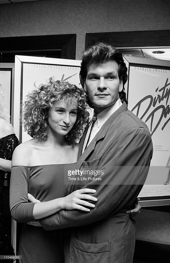 News Photo : Jennifer Grey and Patrick Swayze