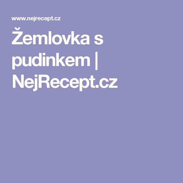 Žemlovka s pudinkem | NejRecept.cz