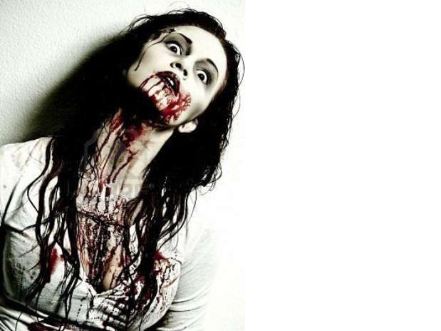 http://maquillajenocheydia.com/maquillaje-de-zombie/ ஐ Maquillaje de zombie ஐ ¡¡Conviértete en una mujer zombie con el maquillaje más auténtico, original y terrorífico!! Si buscas las mejores ideas para disfrazarte en la noche de Halloween, maquillajenocheydia.com es tu web perfecta para aprender a hacerte un maquillaje artístico fascinante y completar tu look