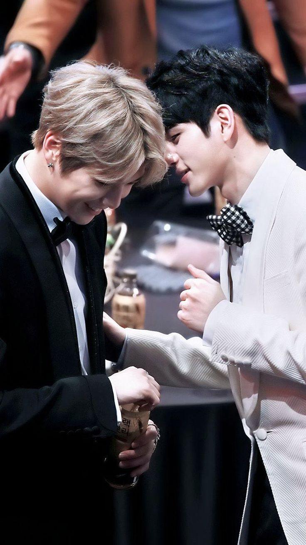 Kang Daniel ❤️ & Ong Seong-wu ❤️