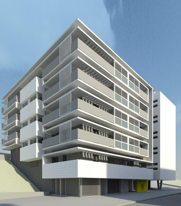 Edificio 62 viviendas VPO, Castelldefels / AMSA Arquitectura