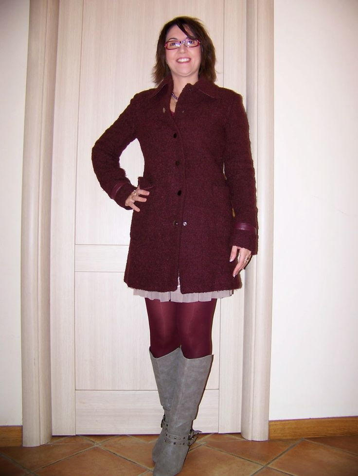 Ma Come Mi Vesto?: outfit originali : Il Bordeaux o Burgundy