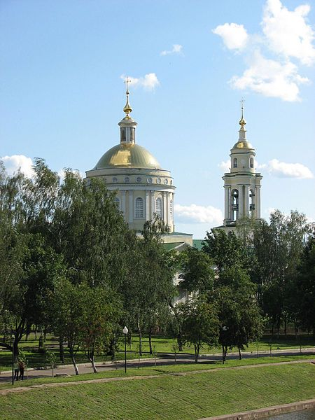 Oryol Catherine's Cathedral, Oryol, Russia